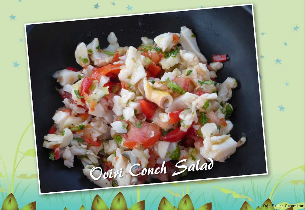 oviri conch salad